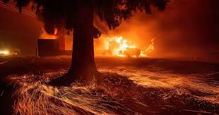 Did a campfire ignite the Camp Fire? How wildfires get their names