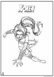 Small Picture X men coloring pages free printable 15