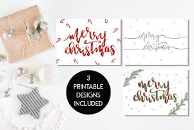 Printable Christmas Card Templates Impressive Christmas Card Pack Christmas Card Set Printable Christmas Etsy