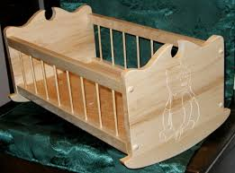 Once: Ideas Wooden toy cradle plans