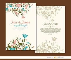 Invitation Free Download Best Weding Invitation Floral Vector Free Download