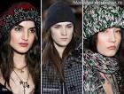 Модные головные уборы осень зима 2017 купить