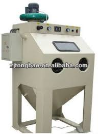 Wet Sand Blast Cabinet,Sandblasting Machine,Water Used ...