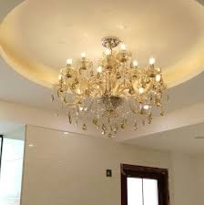 modern crystal chandelier lamp interior lighting led pendant chandelier ceiling crystal chandelier champagne