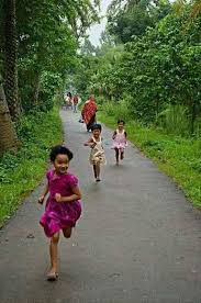 Pin By Ishan On Photo In 2019 India Art Village Kids Essence Of