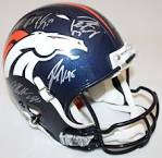 What size helmet does peyton manning wear