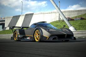 Pagani Zonda R Gran Turismo 5 Bullerouge Flickr