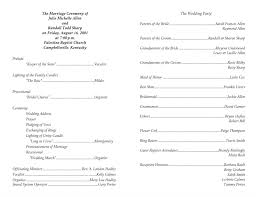 wedding reception program templates free download wedding program templates wedding programs fast