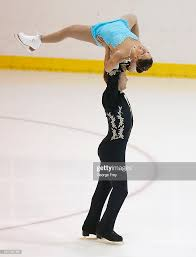Tiffany Vise and Don Baldwin from the United States competes in the... News  Photo - Getty Images