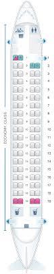 De Havilland Dash 8 400 Seating Chart Seat Map Qantas Airways Bombardier Dash 8 Q400 Alaska