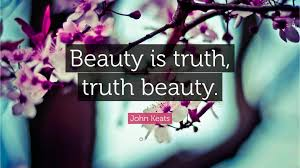 """Truth Is Beauty Quote Best of John Keats Quote """"Beauty Is Truth Truth Beauty"""" 24 Wallpapers"""