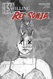 The Death Of Red Sonja Begins In March…Maybe – COMICON