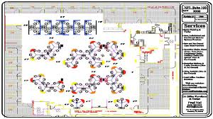 design an office layout. Office Space Design Layout An O