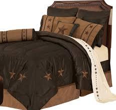 croscill caribou comforter set texas star western embroidered southwestern 13