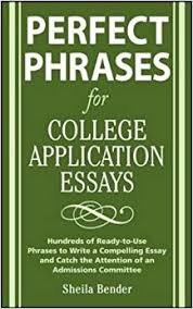 Book I Getting The Internship You Want How to write APPIC essays  CollegeVine blog College Essays