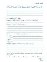 Psychology, self help) anger management - participant workbook
