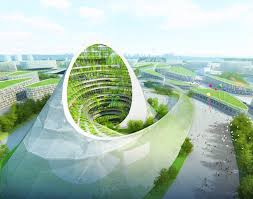 Famous Architects Unveil Amazing Energy-Generating Buildings for the 2017  Astana World Expo!