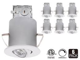 recessed lighting kit 3 inch etl listed air tight ic housing main lightbox moreview
