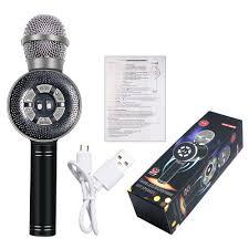 Mini Không Dây Bluetooth Ws669 Karaoke Microphone Di Động Cầm Tay Loa  Microphone - Buy Bluetooth Loa Di Động Không Dây Microphone,Bluetooth  Karaoke Microphone Cầm Tay,Bluetooth Mini Không Dây Microphone Product on
