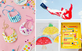 Are Crafts Super Kids 15 Creative That For Summertime Fun