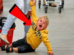 Image result for picture of kids throwing a fit