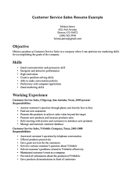 Sample Resume For Inbound Customer Service Representative Call Center Resume Sample kerrobymodels 35
