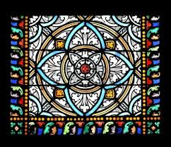 door glass dol stained glass window on pinterest circles bretagne and flying spaghett
