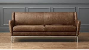 brown leather couches. Wonderful Leather To Brown Leather Couches U
