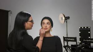 mac cosmetics published a video offering muslim women makeup tips for su