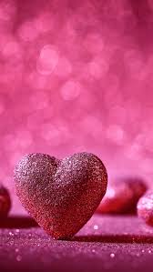 Love Glitter Wallpaper Download