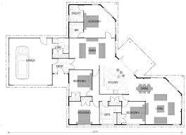 split level floor plans 4 bedroom house detached garage new split level house plans nz terrific