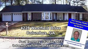 4228 Westfield Drive Columbus Ga Homes For Sale In Columbus