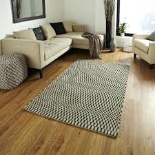 large floor rugs sonic hand knotted wool optical illusion wave effect large floor rug x beige large floor rugs