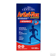 <b>Arthri</b>-<b>Flex Advantage</b>, + <b>витамин</b> D3, 120 таб 21st Century ...