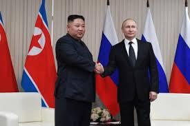 Путин и Ким Чен Ын встретились - ELGEZIT