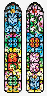 european style stained glass windows pattern european painting glass windows creative pattern