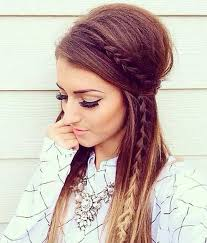 cool easy hairdos for hairstyles for hair easy hairstyles for hair
