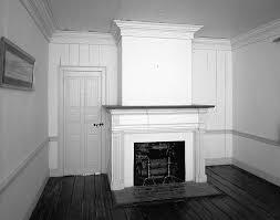 dining room fireplace magnolia mound plantation baton rouge la