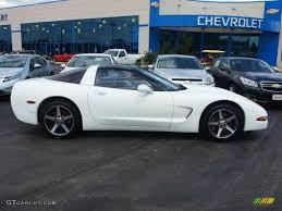 1997 Arctic White Chevrolet Corvette Coupe #68093252 | GTCarLot ...