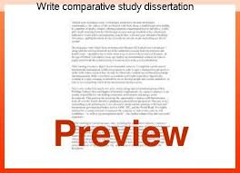 Causal Comparative Study Write Comparative Study Dissertation Term Paper Writing Service