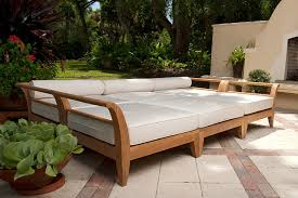 Aman Dais 6 pc Daybed transitional-patio