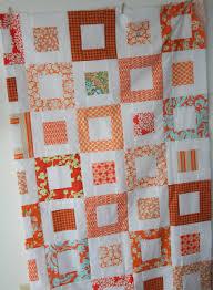 Orange Quilt | Cluck Cluck Sew & Orange Quilt Adamdwight.com