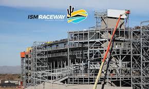 Ism Raceway Seating Chart Fans Will Notice Ism Raceway Renovation Progress At April Race