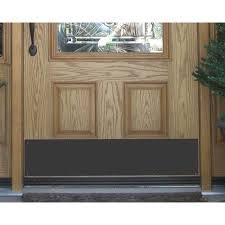 entry door kick plates. brass accents custom kick plate - van dyke\u0027s restorers entry door plates n