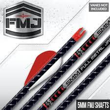 Easton Fmj 5mm Shafts