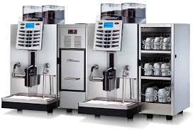 Interesting Commercial Coffee Machine Throughout Design Decorating