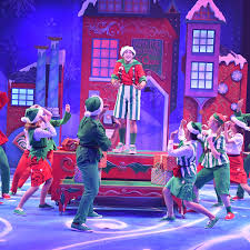 For peter pan on her 70th birthday. Elf The Musical Orlando Rep