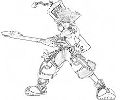Small Picture 26 best Disney Kingdom Hearts coloring pages Disney images on