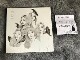 Red Velvet Ice Cream Cake Album Wo Photocard 1570 Picclick