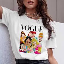 <b>WVIOCE</b> Harajuku Graphic Printed T Shirt <b>Women</b> Kawaii T shirt ...